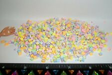 25 New Dollhouse Miniature Handcrafted Easter Hard Candy Barbie Dessert Food