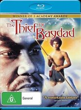 The Thief Of Bagdad (Blu-ray, 2015) New, ExRetail Stock (D139)