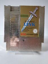 NES Spiel - Zelda II (2) The Adventure of Link (PAL-B) (Modul)