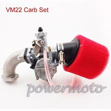 26mm Mikuni Carburetor Assembly For 110cc 125cc 140cc YX Lifan SSR Pit Dirt Bike