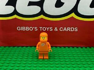 NEW LEGO ORANGE SPACEMAN minifigure CLASSIC SPACE book exclusive figure rare