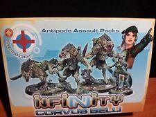 Antipode Assault Packs (Infinity)