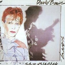 """David Bowie """"scary Monsters"""" CD NEUF"""