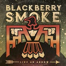 BLACKBERRY SMOKE LIKE AN ARROW CD 2016