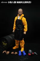 """''ELEVEN 1/6 Jessie Pinkman Breaking Bad 12"""" Male Action Figure Model Collection"""