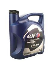 Elf Evolution 900 SXR 5W-40 5 Liter Motoröl Motorenöl Mercedes Renault 0710 0700