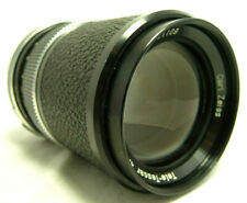 GREAT CONDITION USED W. GERMANY Carl Zeiss Tele-Tessar 4/135 LENS 4 Rollei QBM