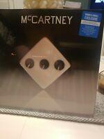 McCARTNEY III Barnes & Noble Exclusive Opaque Blue Colored Vinyl