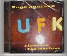 (HK47) Rage Against Florence, The Machine - sealed CD