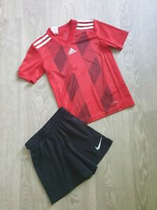 Adidas,Nike Boys Sports Clothes Age 7-8