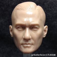 Custom Hot 1/6 scale Blank Head Sculpt Tony Leung Chiu Wai Yip Man