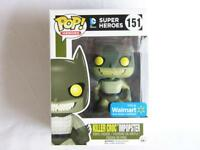 FUNKO POP VINYL | DC | KILLER CROC IMPOPSTER 151 | WALMART with FREE PROTECTOR
