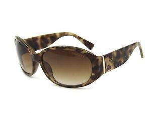 #79C Tommy Hilfiger Women's Oval Sunglasses, Tortoise / Gradient Brown 59-16-120