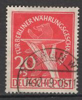 Berlin MiNr. 69 - gestempelt - tief gepr. Schlegel BPP - (GM359)
