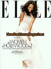 Elle 11/09,Zoe Saldana,Subscription Cover,November 2009,NEW