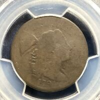 1794 Liberty Cap Large Cent Head Of '94 PCGS Secure FR02 S-44