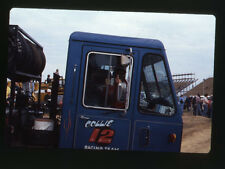 Collis #12 Racing Team Truck - 1980s Dirt Modified - Original 35mm Racing Slide