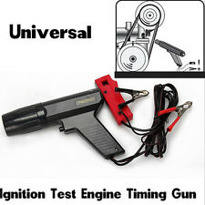 BLACK Car Inductive Timing Light Gun Tester Engine Ignition Tester Xenon  Lamp