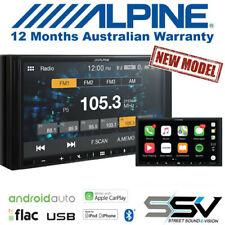 """Alpine iLX-W650E  7"""" Apple CarPlay / Android Auto / FLAC / MP3 / WMA / AAC / B"""