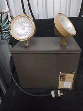 Dual Lite AS-80-BCI-A3, 80 watt, 3 Lamphead Emergency Light Unit