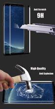 3D Panzerglas für Samsung Galaxy S8 Plus Displayschutz Glasfolie durchsichtig