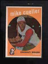 1959 TOPPS #518 MIKE CUELLER RC ROOKIE EX-MT D2782