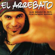 QUE SALGA EL SOL POR SONDE QUIERA NEW CD