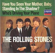 "ROLLING STONES  Have You Seen Your Mother Baby.. PICTURE SLEEVE 7"" 45 rpm NEW"