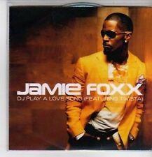 (CO395) Jamie Foxx ft Twista, DJ Play A Love Song - 2006 DJ CD