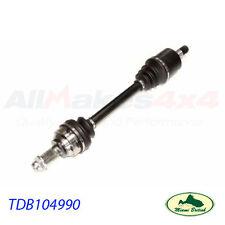 LAND ROVER FRONT AXEL SHAFT CV JOINT LH FREELANDER V6 TDB104990 ALLMAKES4x4
