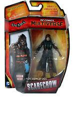 DC Comics Multiverse Batman Arkham Knight Scarecrow