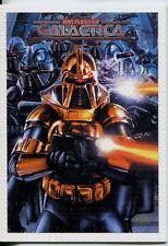 Battlestar Galactica Colonial Warriors Artifex Chase Card S1