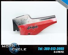 1984 KAWASAKI ZX9 ZX900 ZX 900 9 ZX9R GPZ LEFT SIDE PANELS FAIRING COVER K42