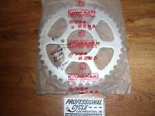 Kawasaki KZ1000 J1-J3 R1 R2 KZ1100 B1 GP NOS 41 Tooth #630 Rear Sprocket OEM