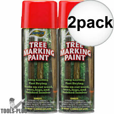 Aervoe 610 Tree Marking Paint - Red 12oz 2x New