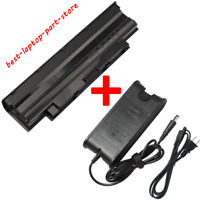 J1KND Battery for Dell Inspiron 3420 3520 N5110 N5010 N4110 N4010 N7110 Charger
