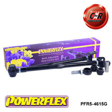 BMW E46 3 Series Compact 99-06 Powerflex Black Rr Lower Ctrl Arm Kit PFR5-4615G