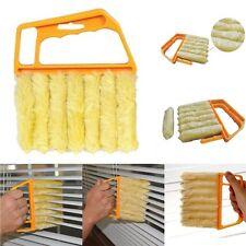 Microfibre Venetian Blind Blade Cleaner Window Conditioner Duster Clean Brush