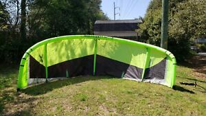 2016 Cabrinha FX 14m SLE Hybrid kiteboarding kite kitesurfing