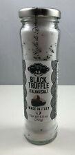 Sagra Del Tartufo Black Truffle Salt Italian Made in Italy 8.8oz
