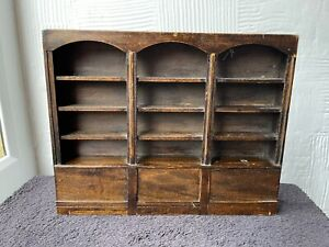 12th.Scale: SHOP DISPLAY UNIT or BOOKCASE!  BARGAIN !