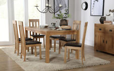 Unbranded Wooden Up to 6 Seats Table & Chair Sets