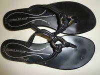 Montego Bay Club Women's Sandal Black Color Size 8