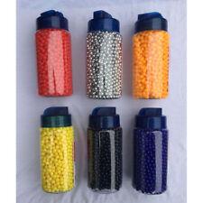 1000 6mm BB Pellets Gun Bullets Ammo Pistol Speed Loading Jar Coloured New