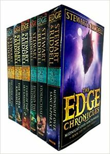 Edge Chronicles Collection 6 Books Set Level 1 to 6