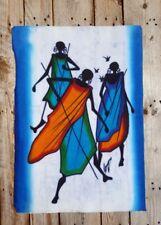 African Batik dipinto di cera dal Kenya-viaggiatori * *
