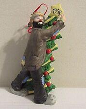 Emmett Kelly, Jr. Autographed Christmas Ornament 1998 #10098 (Lot #2)