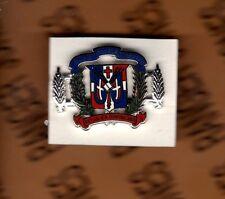 Dominican Republic Army Officer LTC Lieutenant Colonel dress badge single