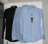 Dolce & Gabbana mens dress shirts 3 colors asst. sizes NWT