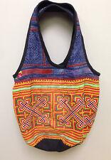 Hmong Hill Tribe Embroidered Handbag